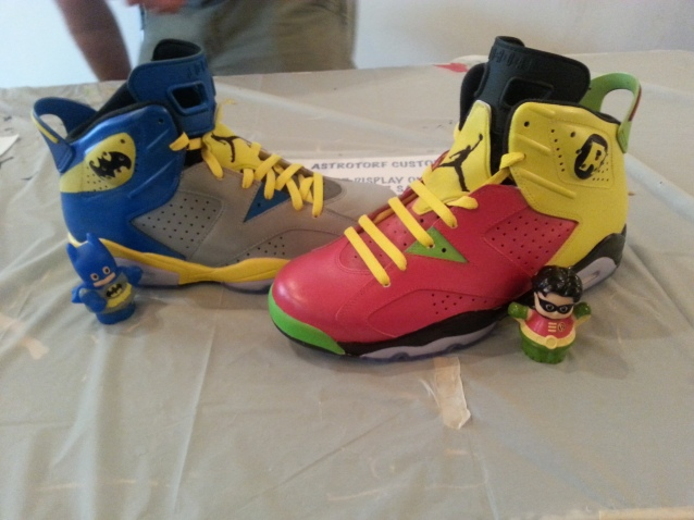 2014 Sole Survivor Custom Contest Contestant Astrotorf. IG- Astrotorfcustoms