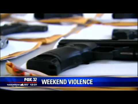 fox weekend violence