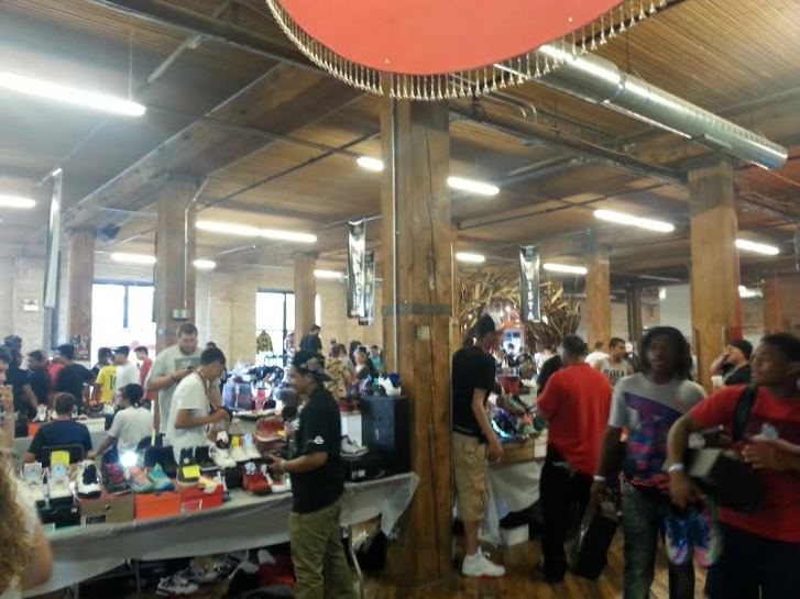 2014 Sole Expo Convention at the Lacuna Artists Lofts