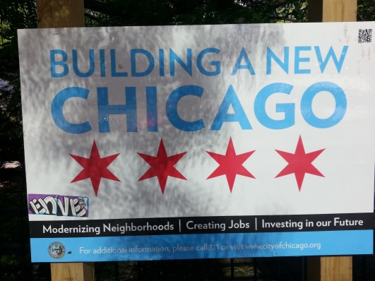 CPD Build A New Chicago