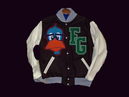 FG Duck Coat