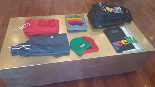FG Table of Clothes
